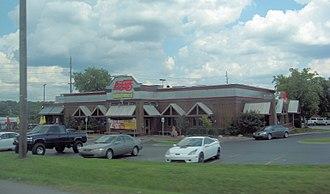 Goodlettsville, Tennessee - A restaurant in Goodlettsville.
