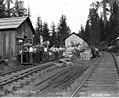 Loggers at camp 4, Coats-Fordney Lumber Company, near Aberdeen, ca 1920 (KINSEY 1896).jpeg