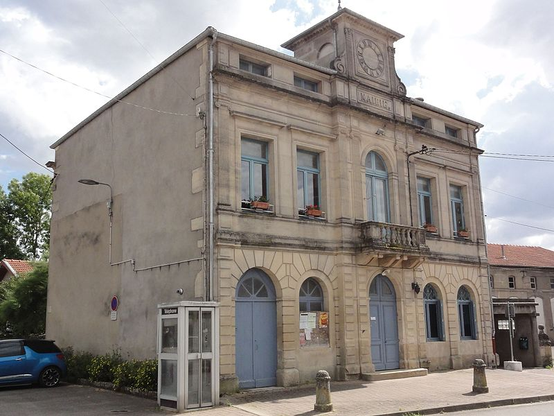 Loisey (Meuse) mairie