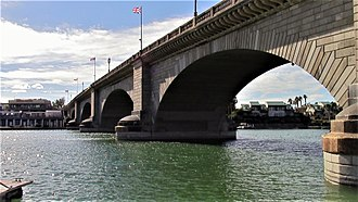 Lake Havasu City, Arizona - London Bridge, Lake Havasu City