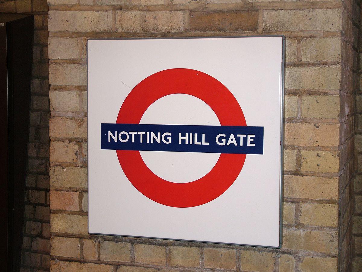 notting hill gate undergrunnsstasjon wikipedia. Black Bedroom Furniture Sets. Home Design Ideas