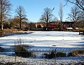 Long Itchington, frozen pond - geograph.org.uk - 1109720.jpg