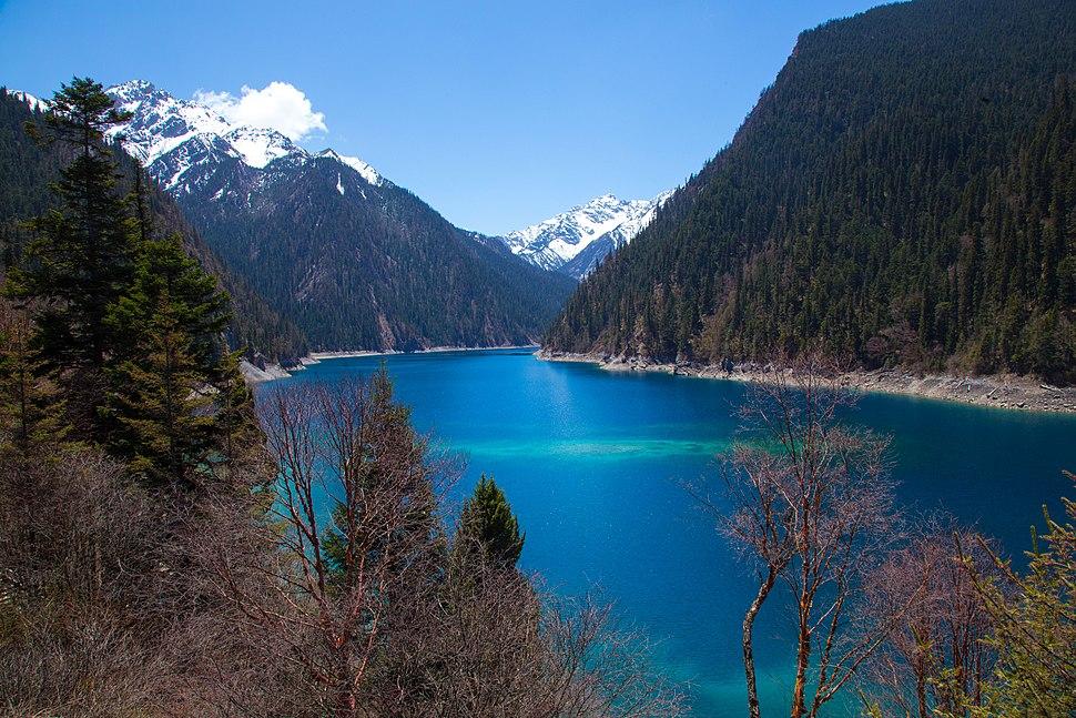 Long Lake Jiuzhaigou