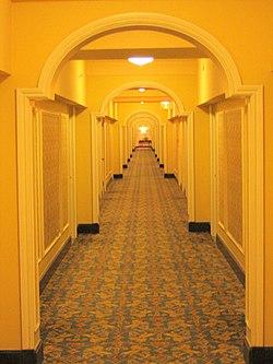 Pasillo de hotel - 2 6