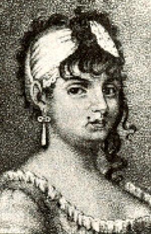 Aureliano in Palmira - Lorenza Corrèa, who created the role of Zenobia