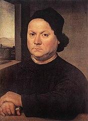 Portrait du Pérugin