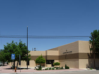 Lovington, New Mexico - Lovington Public Library