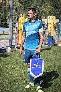 Dejan Lovren Croatian association football player