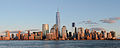 Lower Manhattan from Jersey City November 2014 panorama 2.jpg
