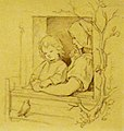 Ludwig Richter - Wróbel.jpg