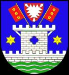Das Wappen von Lütjenburg