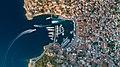 Luftbild von der Insel Hydra Griechenland (44819902902).jpg