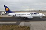 Lufthansa, D-ABEK, Boeing 737-330 (20352446405).jpg