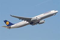 D-AIKF - A330 - Lufthansa