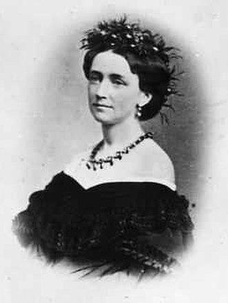 Christian IX of Denmark - Christian's wife, Louise of Hesse-Kassel.