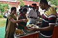Lunch Distribution - Rawatpura Sarkar Ashram - Chitrakoot - Satna 2014-07-05 6429.JPG