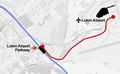 Luton DART map.png
