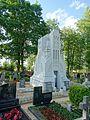 Lygumai, kapinėse.JPG