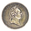 Médaille Ludovicus XV Rex Christianissimus.jpg