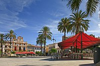 Mérida. Mayor square. Badajoz. Extremadura. Spain (4923902587).jpg