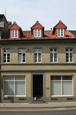 Friedrich-Ebert-Straße in Mönchengladbach