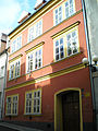Měšťanský dům, Židovská 407-6, Cheb.JPG