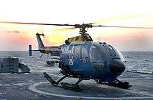 MBB BO-105 Mexican Navy
