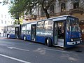 MU 5 Ikarus Museumbus, Car Free Day, Andrássy Avenue, 2018 Terézváros.jpg