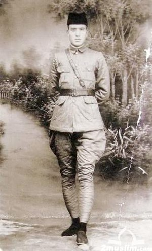 Ma Zhongying - Gen. Ma Zhongying.