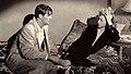 Macao (film) 1952. Josef von Sternberg, Nicholas Ray, directors - L to R Robert Mitchum, Gloria Grahame.jpg