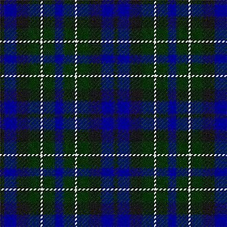 Clan MacNeil - Image: Macneil of Colonsay tartan (Clan Macneil)