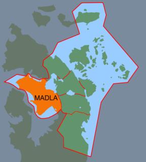 Madla (municipality) Former municipality in Rogaland, Norway