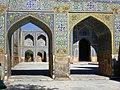 Madrasa of Shah Mosque Isfahan 2014 (6).jpg