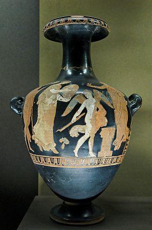 Kerch style - Image: Maenads Eros Louvre M70