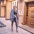 Mahsa Ghazanfari, Iranian model and fashion designer (6).jpg