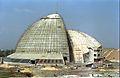 Main Auditorium Under Construction - Convention Centre Complex - Science City - Calcutta 1996-02-21 997.JPG