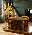 Main altar of Holy Trinity church in Ioninsky monastery 01.jpg