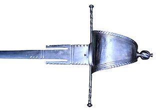 Parrying dagger - A main-gauche replica
