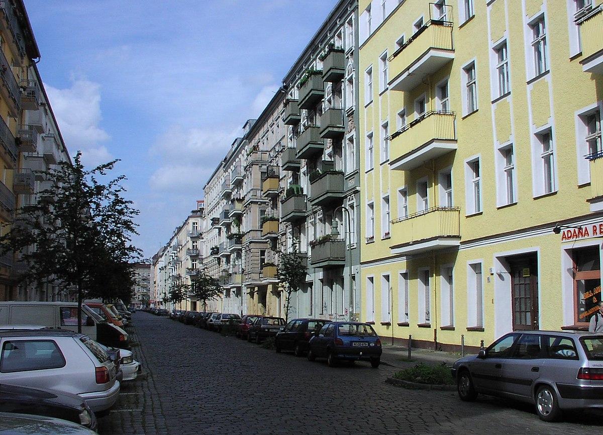 mainzer stra e berlin friedrichshain wikipedia