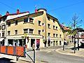 Maison à tourelle, dans la ville de Pontarlier.jpg