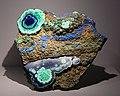 Malachite and azurite Morenci MNHN Minéralogie n2.jpg