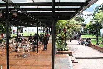 Central University (Colombia) - Malecon