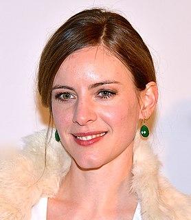 Malin Crépin Swedish actress
