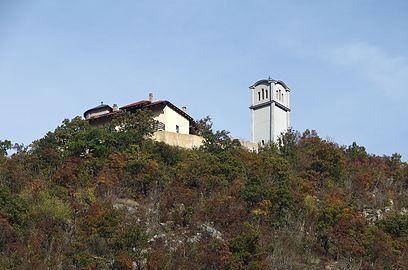 Manastir Uspenje, vrh Jovanjskog brda.jpg