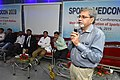 Manebendra Bhattacharyya Talks on Prevention of Sudden Death in Sports - SPORTSMEDCON 2019 - SSKM Hospital - Kolkata 2019-03-17 4012.JPG