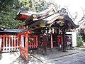 Manzoku-Inari-jinja Shintô Shrine - Haiden Sanctuary.jpg