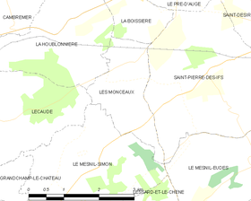 Map commune FR insee code 14435.png