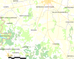 Map commune FR insee code 16276.png