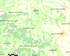 Map commune FR insee code 18227.png