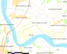 Map commune FR insee code 33470.png